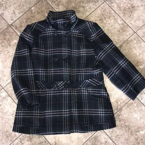 Metaphor Pea Coat Size XL
